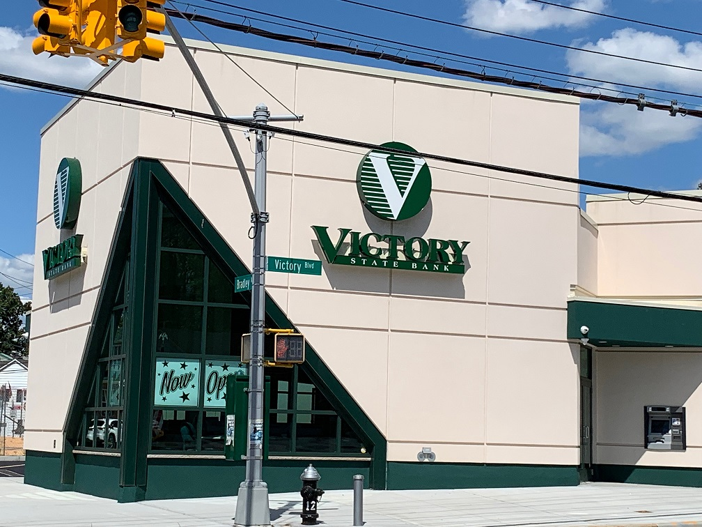 Victory Blvd. Branch Location